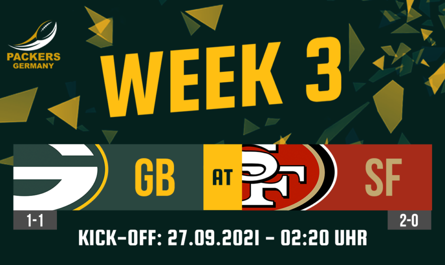 Preview: Packers at 49ers